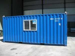 Modifications Amp Accessories Secondhand Shipping Containers